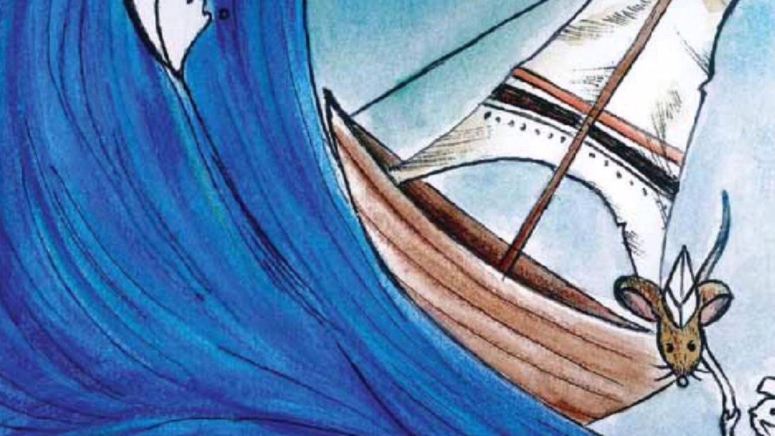 A Little Boat Called Hope – Poem