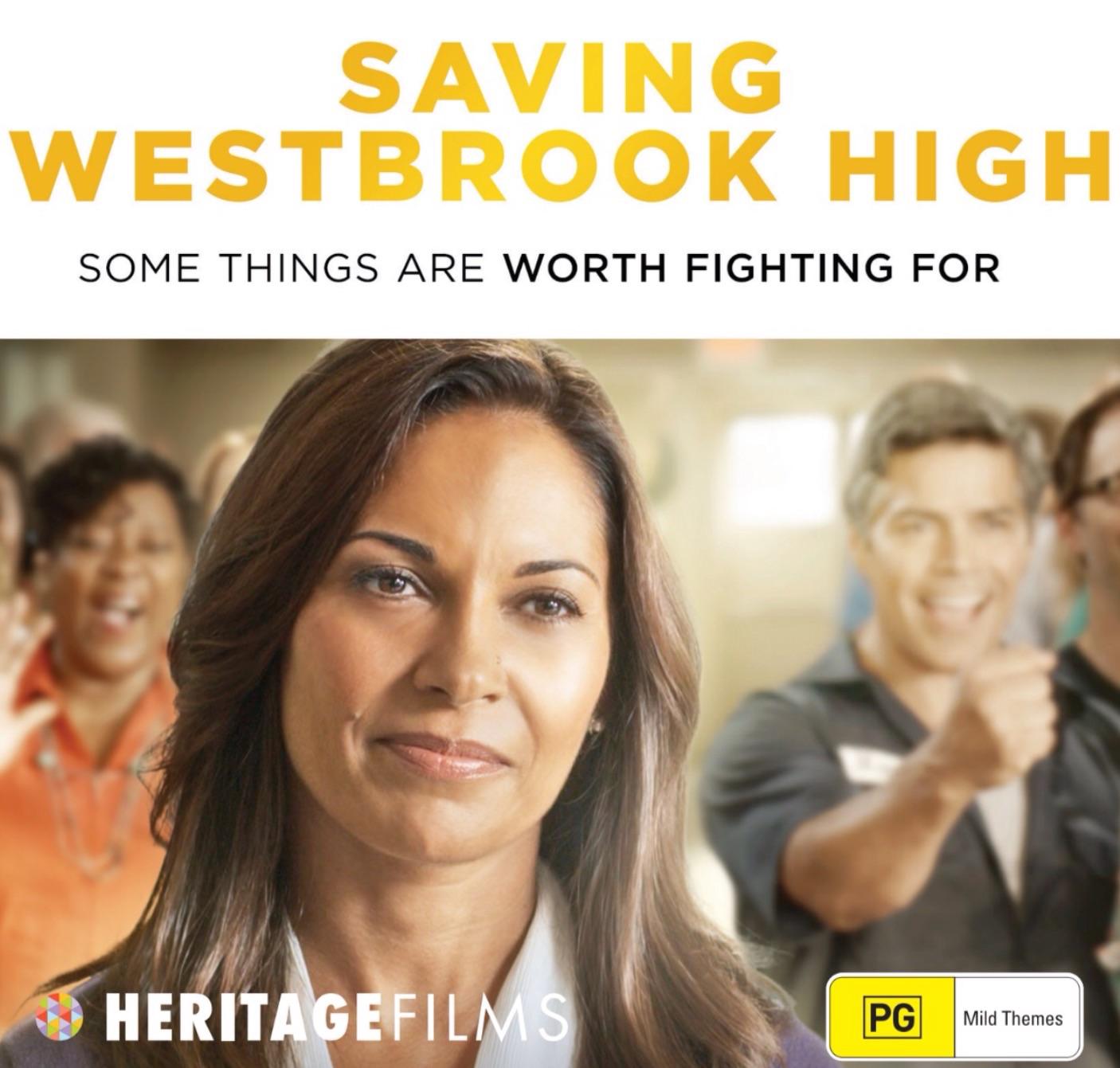 Movie review – Saving Westbrook High