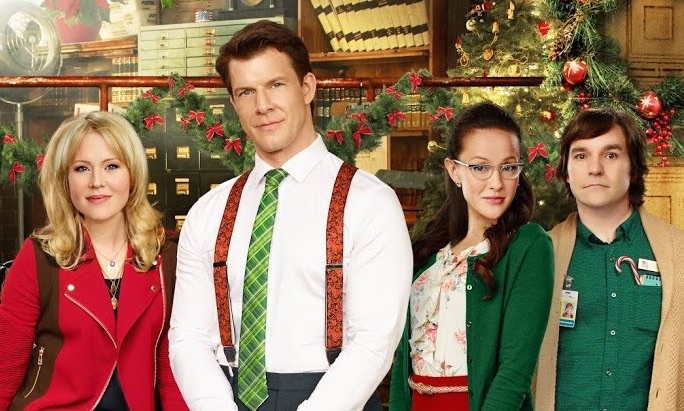 Movie review – Signed, Sealed and Delivered for Christmas