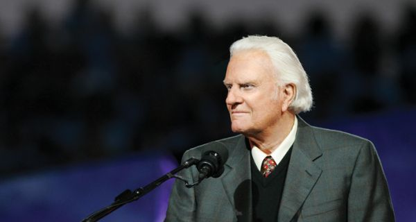 Billy Graham: finding a place to call home and ageing with purpose