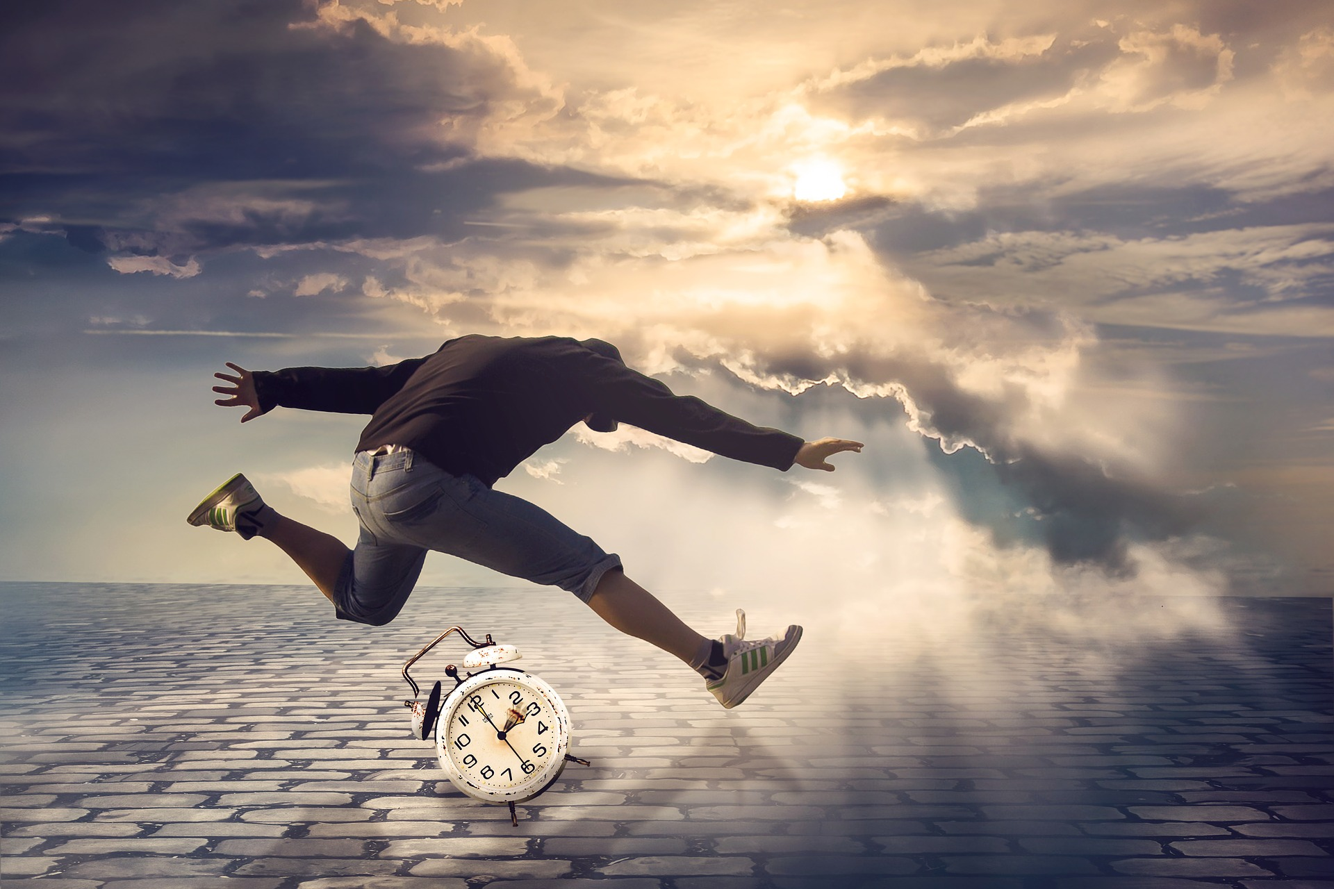 Stop the clock!